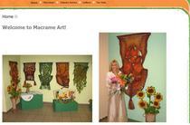 Macrame art cv