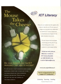 Ict launch ad cv