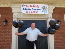 Edwin at front door cv