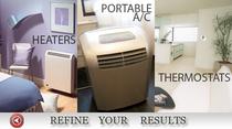 Heating cooling cv
