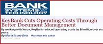 Bank systems cv