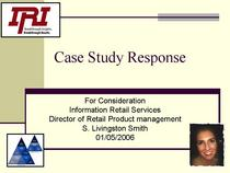 Case study for iri cover cv