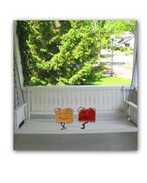 B porch cv