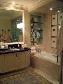 Master bathroom cv