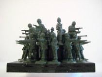 Green plastic army men 3b cv