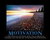 Motivation cv