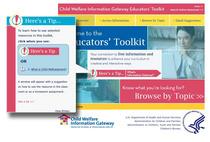 Ed toolkit cv