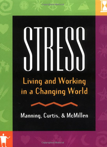 Stress book cover cv