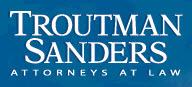 Troutman sanders cv