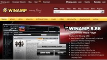 Winamp.com aol music cv