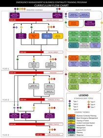 Curriculum road map cv