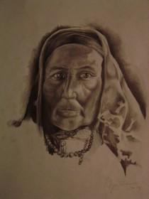 Indian woman cv
