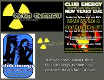 Examples clubenergy cv