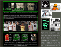 Examples badmonkey cv
