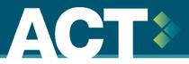 Act logo cv