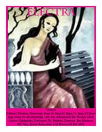 Electra poster cv