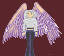 Amber angel cv