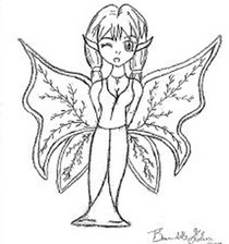 Fairy chica cv