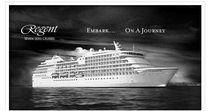 Regent cruise lines e postcard cv