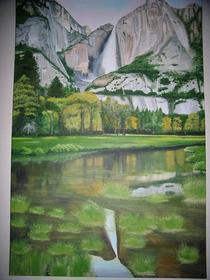 Yosemite falls aug 09 cv