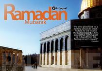 Ramadhan leaflet cover cv