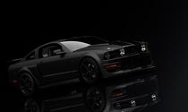 Mustang black version2 cv