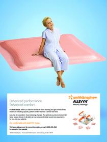 Allevyn enhanced comfort ad cv