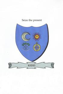 Kidd crest r1 cv
