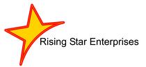 Rising star logo cv