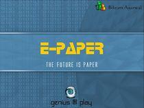 Epaper cv