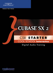 Cubasesx2 csi starter cv