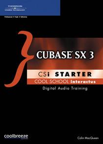 Cubasesx3 csi starter cv