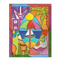 Sdarrah miami beach poster cv