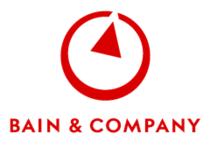 Bain logo en symbol cv