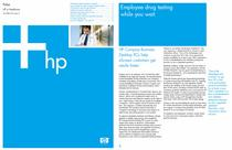 Hp in healthcare article cv