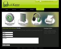 Web page cv