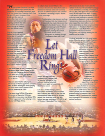 Let freedom hall ring cv