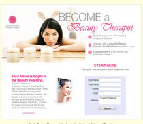 Beauty site cv