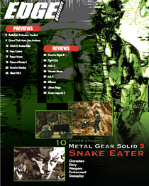 Mgs contents cv