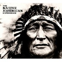 Native american experience cover cv
