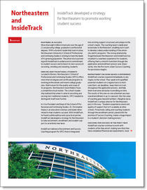 Insidetrack case study northeastern university cv