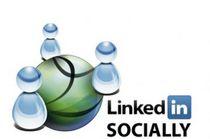 Linkedin socially cv