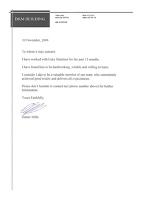 Luke resume0011 cv