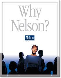 Nelson brochure why nelson cv