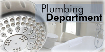 Plumbing department cv