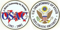 Osac coin 20year combined cv