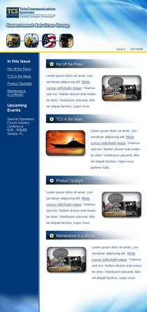 Newsletter cv