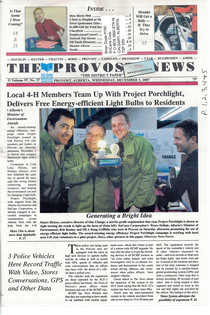 2007 12 05 provost   pg1 cv
