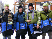 Volunteers in banff cv