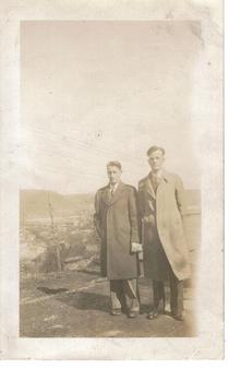 Before grandpa cv